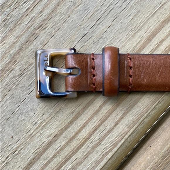 Ralph Lauren Brown Leather Belt L